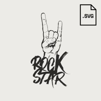SVG Rockstar