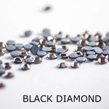 Hotfix Rhinsten BLACK DIAMOND