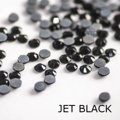 Hotfix Rhinsten JET BLACK